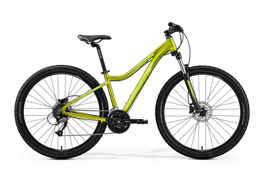 Ποδηλατα Βουνου - Ποδηλατα - Merida Juliet 7.40D 27.5x17 Λαδί Γυαλιστερό (Πράσινο) 2019 Ποδήλατα zeussa.gr