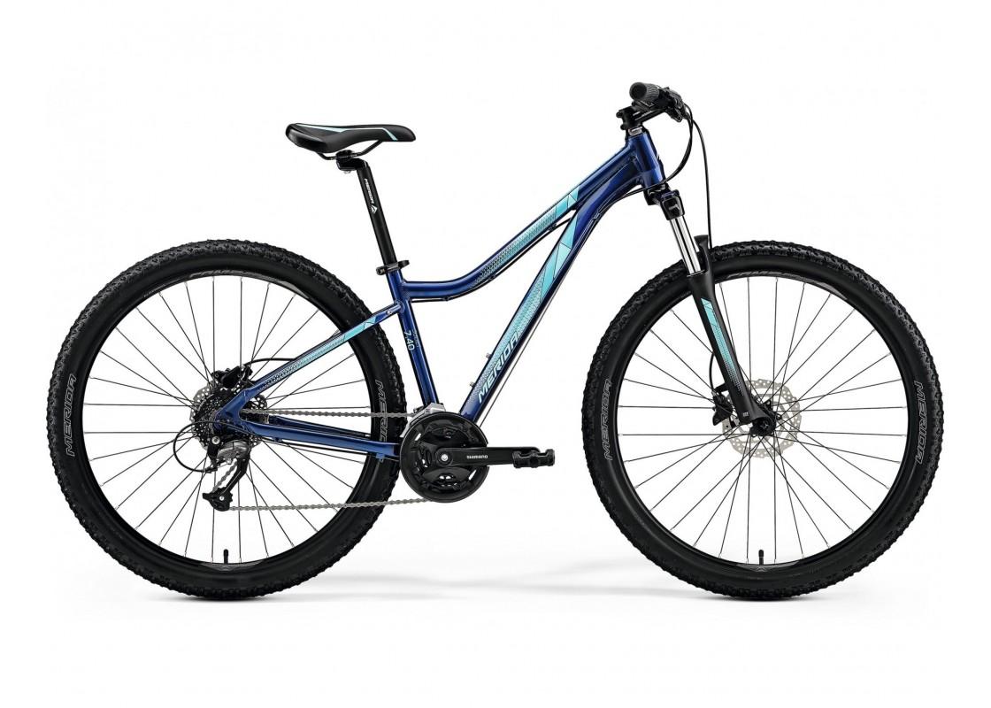 Ποδηλατα Βουνου - Ποδηλατα - Merida Juliet 7.40D 27.5x18.5 Μπλε (Τυρκουάζ) 2019 Ποδήλατα zeussa.gr