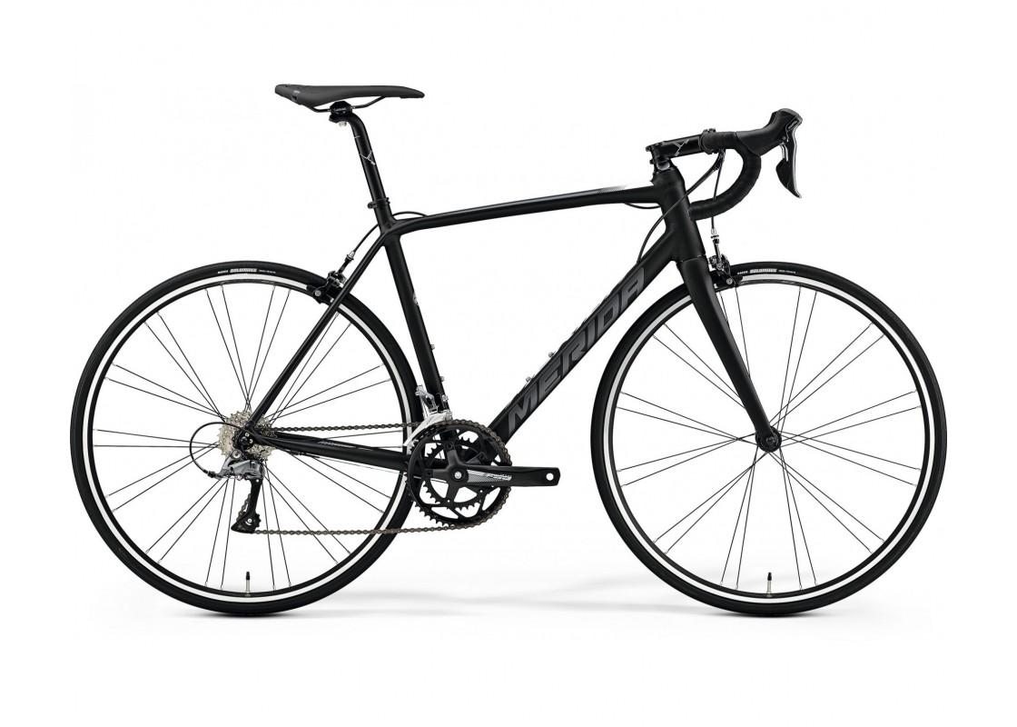 Merida Scultura 100 700x54 Μαύρο Ματ (Άσπρο) 2019 Ποδήλατα zeussa.gr