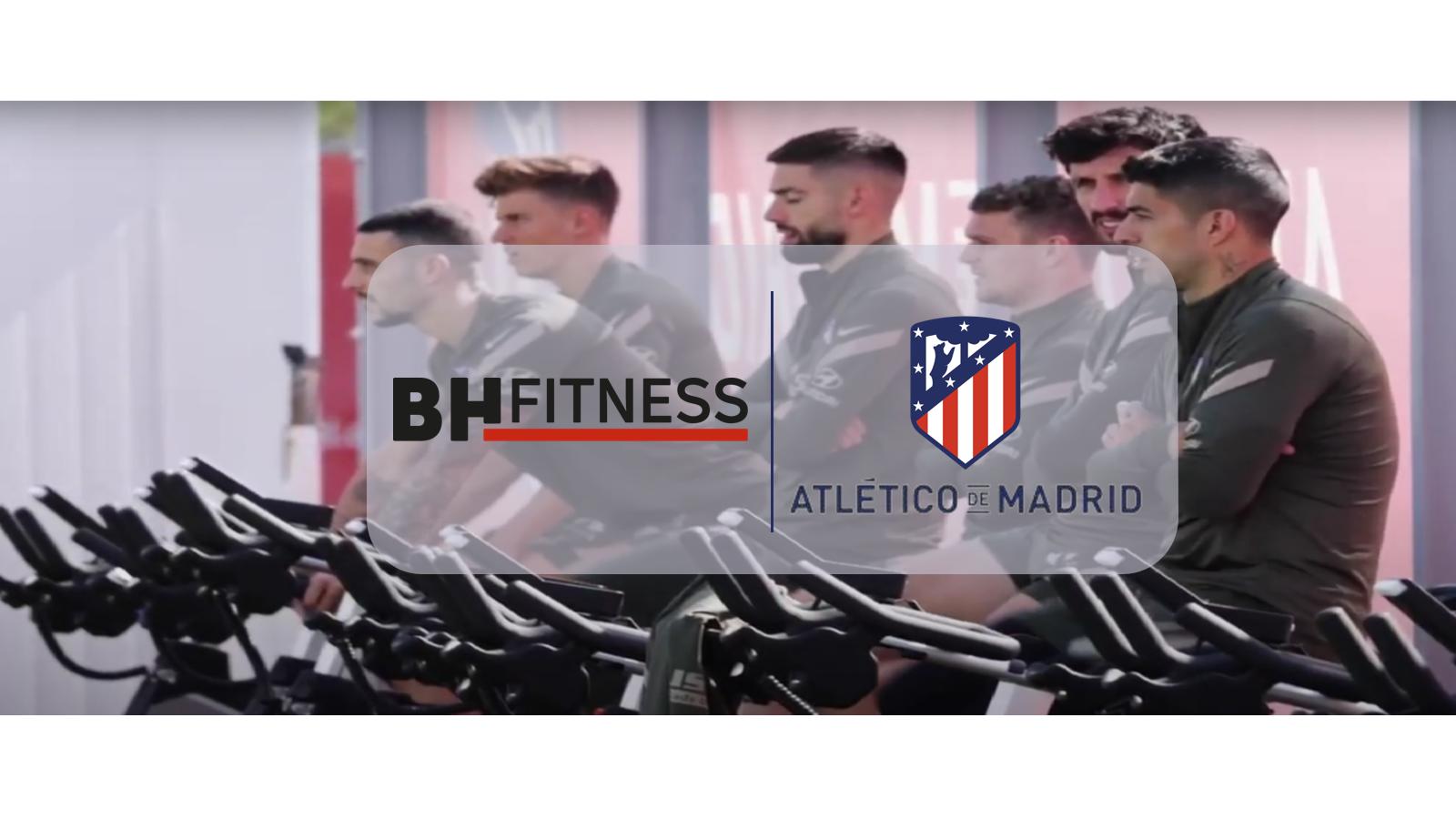 BH Fitness-Atletico de Madrid