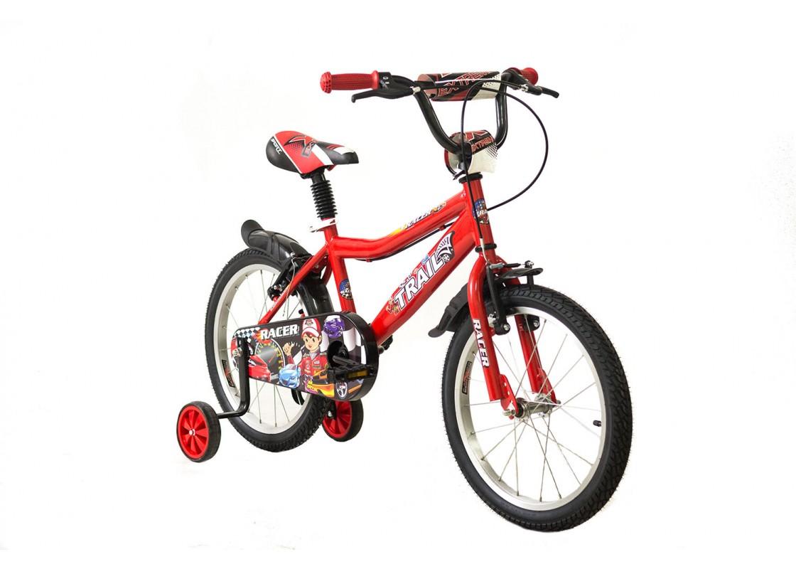 Trail Racer VB 18 Κόκκινο Ποδήλατα zeussa.gr